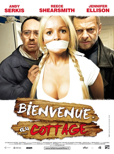 affiche-bienvenue-au-cottage-the-cottage-2007-3